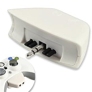 Headset Adapter für PC Kopfhörer auf XBOX360 XBOX 360