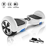 COLORWAY Hoverboard Elektro Scooter Self Balance Scooter LED EU Sicherheitsstandard