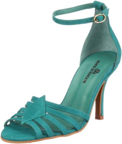 Sofie Schnoor S121651, Sandales femme TR-B2-Vert-150