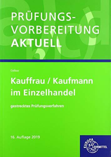 Prüfungsvorb. Kauffrau/-mann Einzelh.