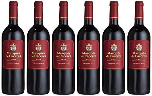 Marques de Caceres Marqués Rioja Crianza D.O.Ca.   2013/2014 trocken (6 x 0.75 l)