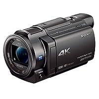 كاميرا فيديو عملية صغيرة الترا اتش دي 4K من سوني FDR-AX33
