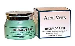 Aloe Vera de Canarias cosmétiques - 2100 Hydraloe jour crème hydratante 250 ml