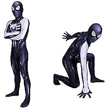 f827c3aba9875 TOYSGAMES Spiderman Cosplay Disfraz Venom Adultos Medias elásticas  Escenario de película de Halloween Reproducción de Disfraces