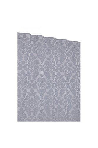 Jacquard Vorhang Für Hohe Fenster Mit Kräuselband 135 X 280 Cm Aus Baumwolle Mit Barock...