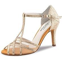 buy online bec8a 189c4 Amazon.it: Scarpe Da Ballo Oro - 39.5