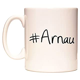 #Arnau Mug by WeDoMugs®