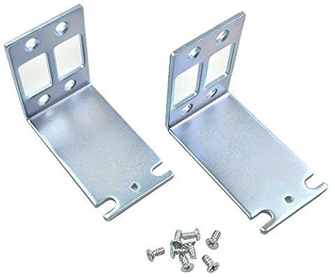 ACS-1800-RM-19 - 19inch Rack Mount Kit for Cisco 1800 Series (1 Pack)