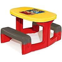 Smoby 310292 - Cars Picknick Tisch