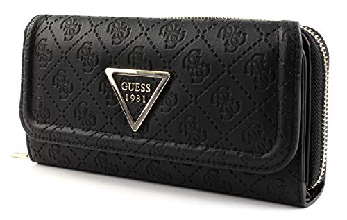 Guess - Geldbörse LYRA Large Clutch Organizer black, SG710062