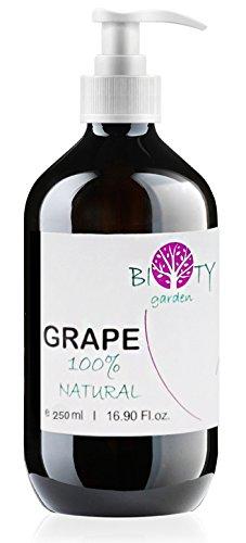 biOty garden Aceite de Pepitas de Uva (250 ml)