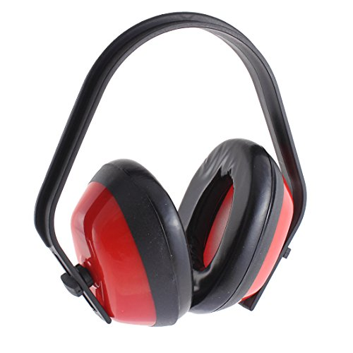 Schwarz Geräuschreduzierung Ohrenschützer Muffel Verteidiger Gehörschützer