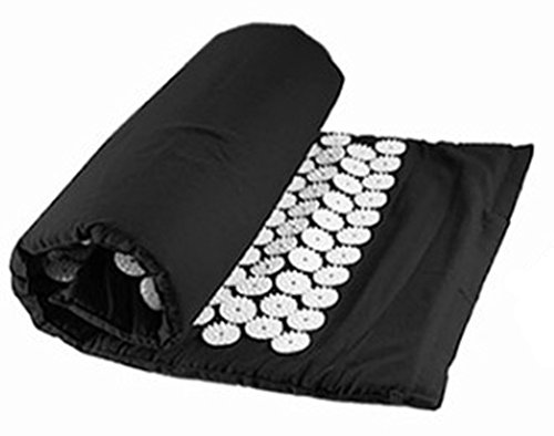 SaySure - Yoga Mat Shakti Mat Massage Mat Acupressure Mat Seat
