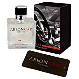 Areon Luxury Air Freshener Areon Car Perfume RED 50ml