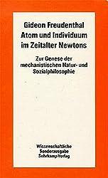 Atom und Individuum im Zeitalter Newtons: Zur Genese der mechanistischen Natur- und Sozialphilosophie