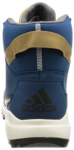 adidas WINTERPITCH MID CP CW boots d'hiver homme blue
