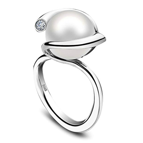 925-sterling-silver-ring-womens-wedding-bands-cultured-pearl-bridal-ring-love-silver-size-n-1-2-epin