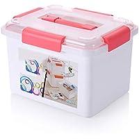 Medizin-Box Medizinische Schrank Multi-Layer Medical Notfallmedizin Lagerung Gesundheit Box Haushalt Kunststoff... preisvergleich bei billige-tabletten.eu
