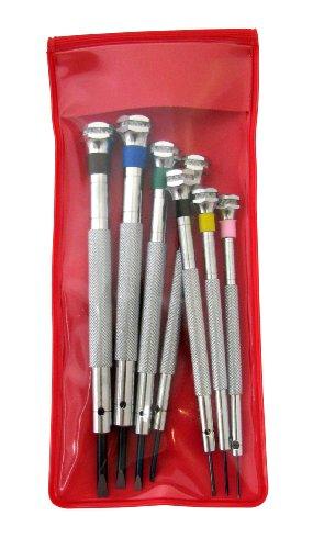 Schraubendreher-Sortiment 7 St. im Plastik-Etui Zubehr Werkzeuge 020745