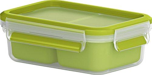 Emsa Clip & Go Box, Kunststoff, Grün