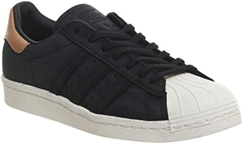 Adidas Sneaker Women SUPERSTAR 80S BB2057 Schwarz