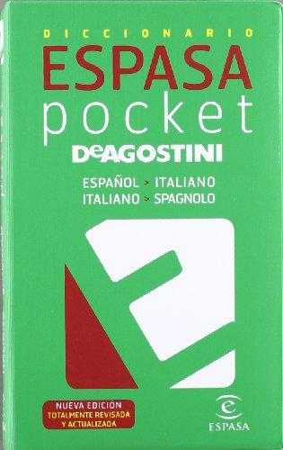 Diccionario pocket español- italiano (IDIOMAS) por AA. VV.