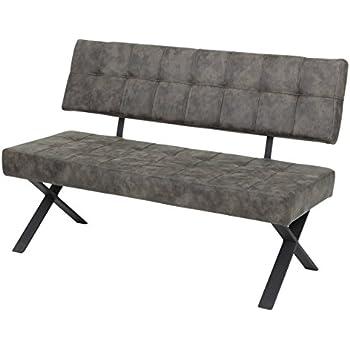 reality import trieste 2 stuhl lederimitat vintage dunkel 43 x 53 x 98 cm k che. Black Bedroom Furniture Sets. Home Design Ideas