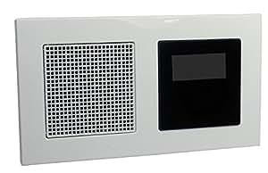 Jung smart radio avec écran tactile + cadre