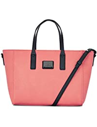 Caprese Frauline Women's Tote Bag (Peach)