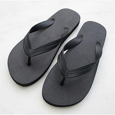 Scarpe NUOVI uomini di estate dei pistoni di modo Flip-Flopss Scarpe Uomo pantofole dei sandali Beach Water slittamento sandali US8.5-9 / EU41 / UK7.5-8 / CN42