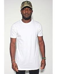 Tee Shirt Long Oversize Continental EP13 Blanc