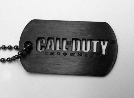 Call of Duty: Dog Tag - Limited Edition (Collectible) by Activision