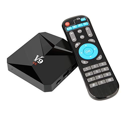 ZUZU Set-Top-Box 8 Core S912 2 + 8G HD-Netzwerk-Player TV-Box Set-Top-Box 8 Core S912 2 + 8G HD-Netzwerk-Player TV-Box -