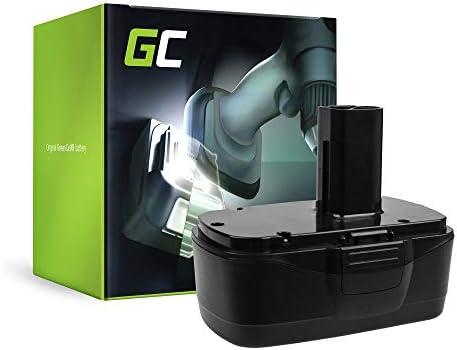verde Cell® Utensili Elettrici Batteria per Craftsman 114840 (Ni-MH celle celle celle 3 Ah 19.2V) | Costi medi  | Di Modo Attraente  | Materiali Di Qualità Superiore  9d5c1e