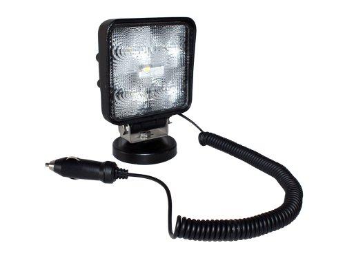 LAS 13510 LED Arbeitsscheinwerfer 12 und 24 V mit Magnetfuß
