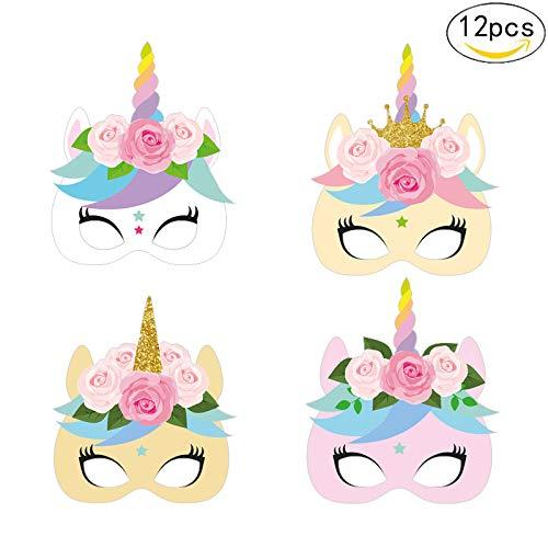 Hippomee Einhorn Masken