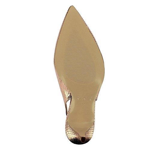 Evita Shoes Giulia, Scarpe col tacco donna rosa antico
