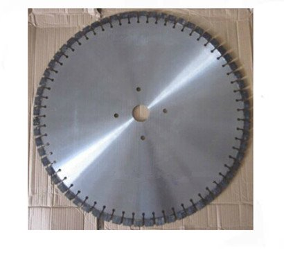 Gowe 91,4cm lama diamantata per camminare dietro Wet | 900mm in acciaio resistente, cemento armato, cemento strada ponte disco di taglio - Taglio Wet Saw