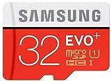 dadwaluk Ltd-Nuevas Evo Plus de Samsung 32GB tarjeta de memoria Micro SD SDHC 80m/s, clase 10UHS-I mb-mc32d