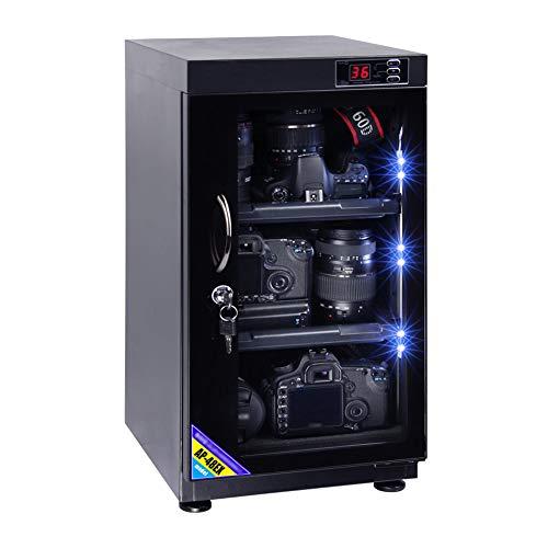 Cámara deshumidificadora - Microcomputador LED Caja