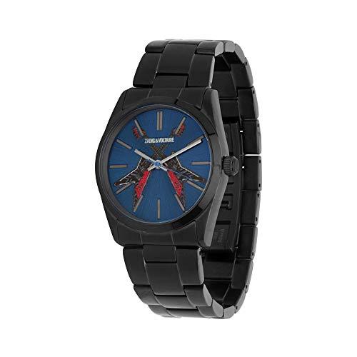 Zadig & Voltaire Reloj de Pulsera ZVT104