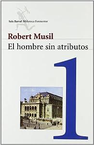 hombre sin atributos, el par Robert Musil