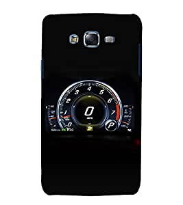 printtech Superfast Car Speedometer Back Case Cover for Samsung Galaxy Grand Prime G530h