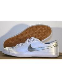 buy online b976a a0118 Nike Women Sneaker FLASH MTR Satin Weiß Gold