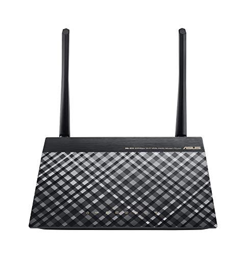 ASUS DSL-N16 - Módem-Router inalámbrico ADSL N300
