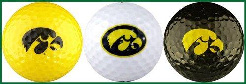 University of Iowa Golf Ball Gift Set by EnjoyLife Inc
