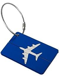Etiquetas para maleta Wstorm azul azul
