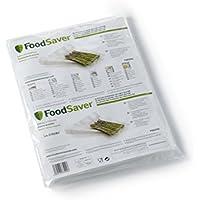 Foodsaver FSB3202-I-065 - Bolsas envasado al vacío, tamaño grande