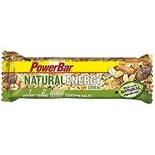 Barrita Energética Natural Energy Cereales PowerBar 12 Barritas ...