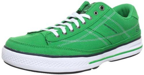 Skechers ArcadeChat Herren Sneakers, GrÃ1/4n (GRN), 40 EU
